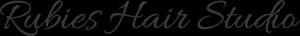 rubies mission hills san diego hair salon logo
